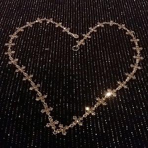 Jewelry - Marcasite Tennis Necklace